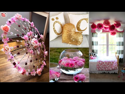 9 DIY Room Decor! Best Decorating Projects at Home (Cushion, Wall Hanging)