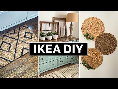 IKEA DIY HACKS ⚫ 2020 Affordable Home Decor