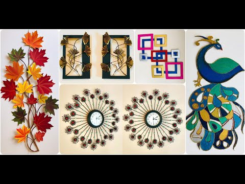 DIY Best 5 Home Decor Ideas  | Easy & Beautiful Room Decors | Craft Ideas | #58 |