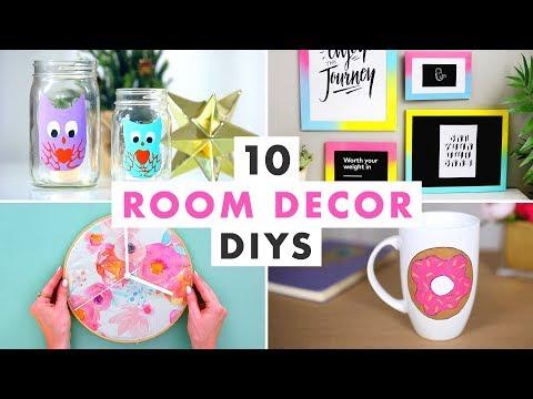 10 Room Decor DIYs – HGTV Handmade