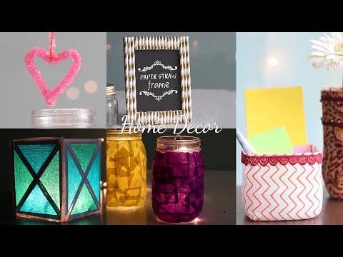 Home Decor Ideas You Can Easily DIY | DIY Room Decor |  Home Decorating