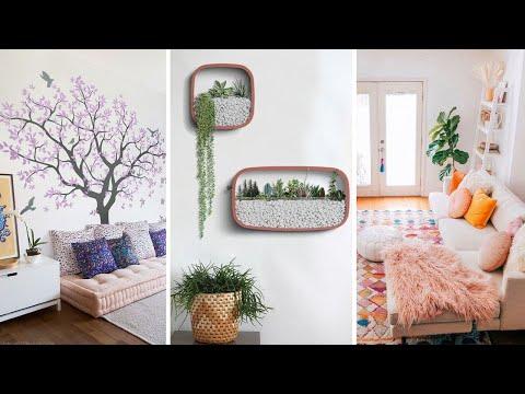 DIY Room Decor! 15 Easy Crafts Ideas at Home 2020