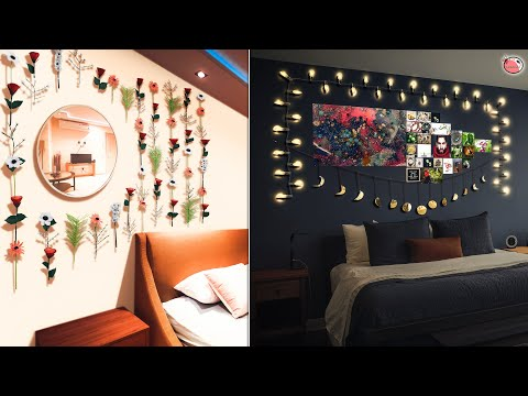 DIY Room Decor! Beautiful Bedroom Decor | Easily at Home