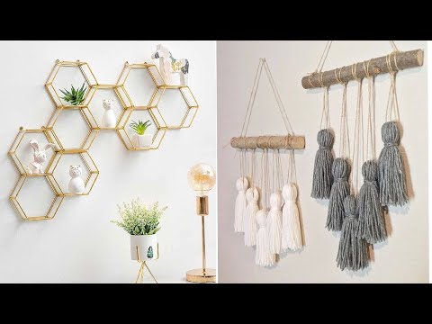 DIY Room Decor! Quick and Easy Home Decorating Ideas 2020