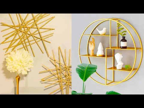DIY Room Decor! Quick and Easy Home Decorating Ideas #42