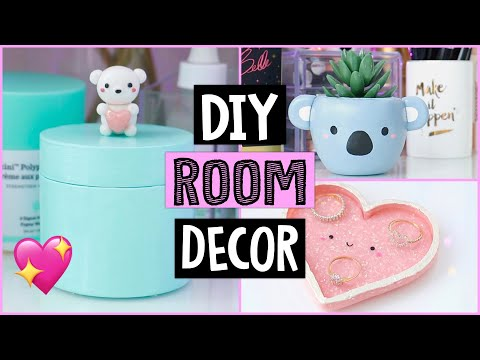 DIY Room Decor & Organization For 2020 – EASY & CHEAP Ideas!