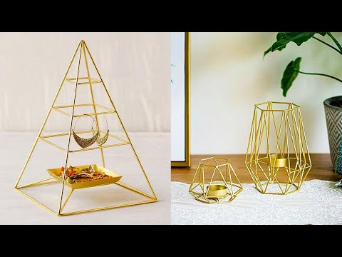 DIY Room Decor! Quick and Easy Home Decorating Ideas #50