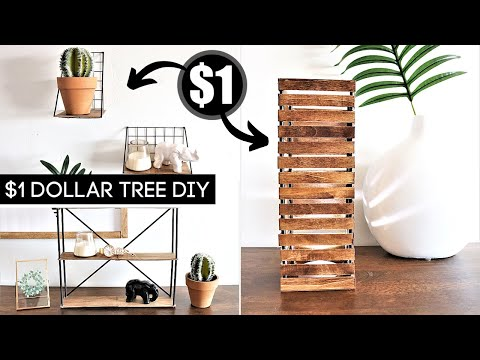*NEW* DIY Home Decor Ideas! | Dollar Tree DIY's (Home Decor Ideas for 2021)