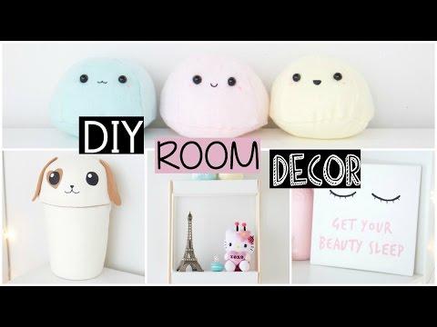 DIY Room Decor 2016 – EASY & INEXPENSIVE Ideas!