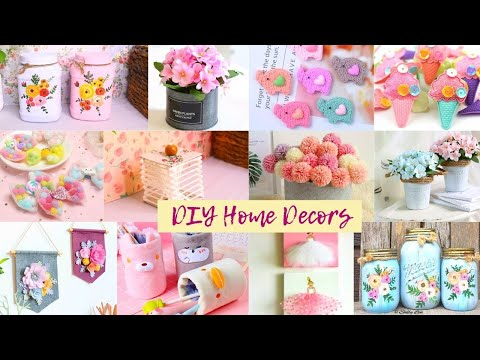 Best 7 Home Decor DIY Ideas Do It Yourself / Easy Room Decor
