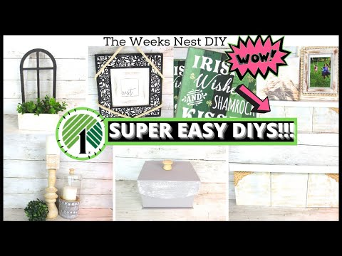 EASY Dollar Tree Farmhouse DIY Home Decor| Dollar Tree DIYS That Will WOW(& ACTUALLY LOOK High End)