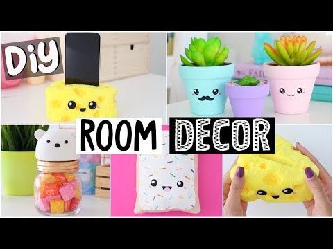 DIY Room Decor & Organization For 2018 – EASY & INEXPENSIVE Ideas!