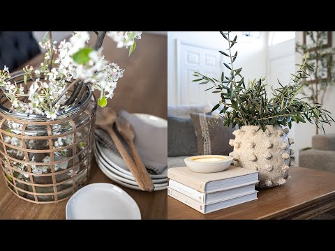 Anthropologie DIY Home Decor Dupes // Easy Vase Upcycle Ideas