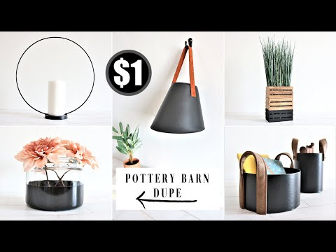 5 EXTREMELY EASY DIY Room Decor Ideas! ( Dollar Tree + Thrift Store)