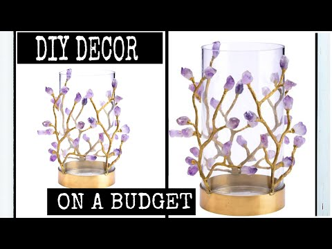 DIY HOME DECOR ON A BUDGET | QUICK and EASY Dollar Store DIY Room Decor Ideas