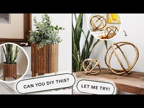 Creating DIY's You DM'd Me! – EASY & AFFORDABLE Home Decor DIY Ideas