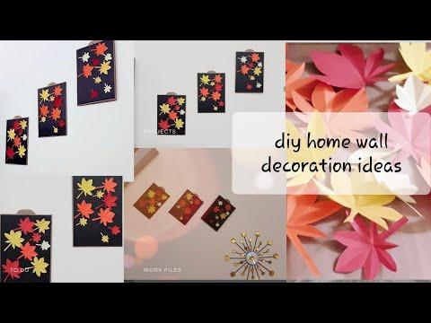 DIY Room Decor! DIY Home decorating  ideas Easy | DIY Crafts | DIY wall decor | DIY Hacks
