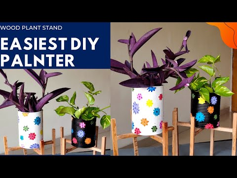 Easy & Trendy Planter Ideas | Easiest DIY Planter | Planter DIY at Home | Diy Home Decor Lab